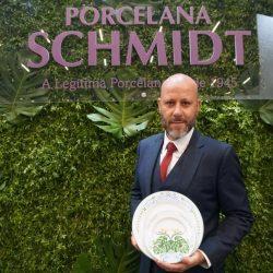 eca8817c56 Samuel Cirnansck por Porcelana Schmidt